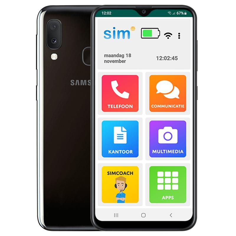 Smartphone voor senioren
