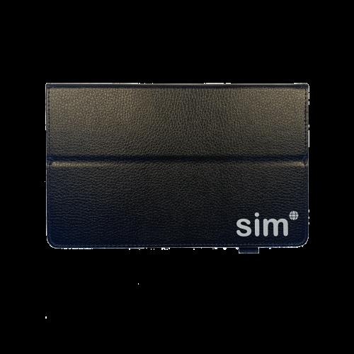 SimTab 4 tablet hoes leder
