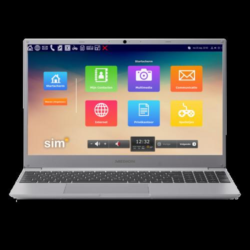 SimTop 2020 laptop