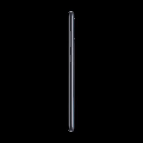 Samsung Galaxy A31 zijkant