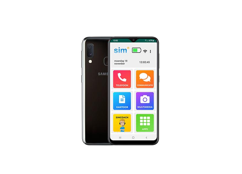 Simphone senioren smartphone